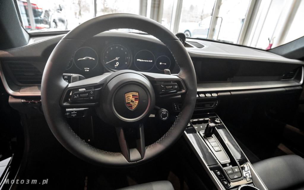 Nowe Porsche 911 (992) w Porsche Centrum Sopot-08594