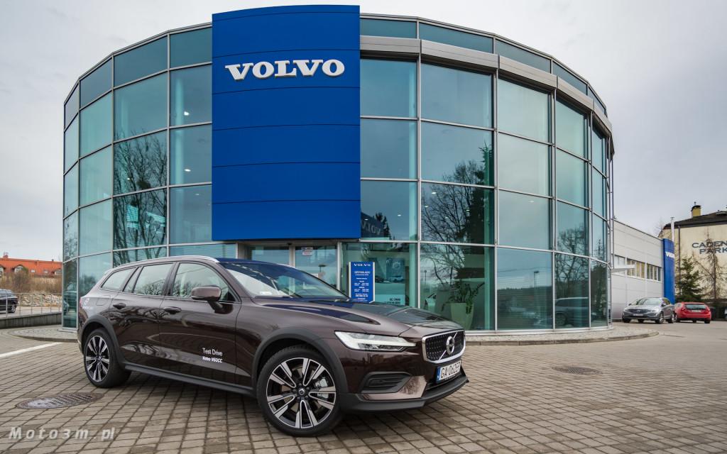 Nowe Volvo V60 Cross Country debiutuje w Trójmieście-08136