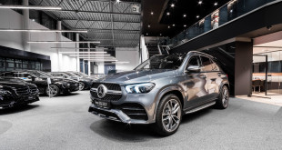 Nowy Mercedes-Benz GLE w Mercedes-Benz Witman (2 of 1)