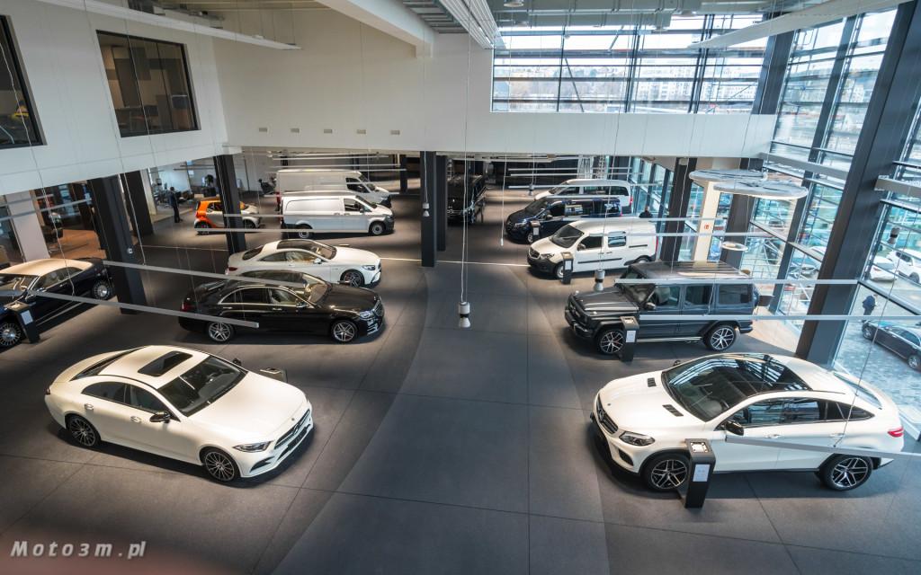 Nowy salon Mercedes-Benz BMG Goworowski w Gdyni - Etap II-08084