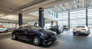 Nowy salon Mercedes-Benz BMG Goworowski w Gdyni - Etap II-08092