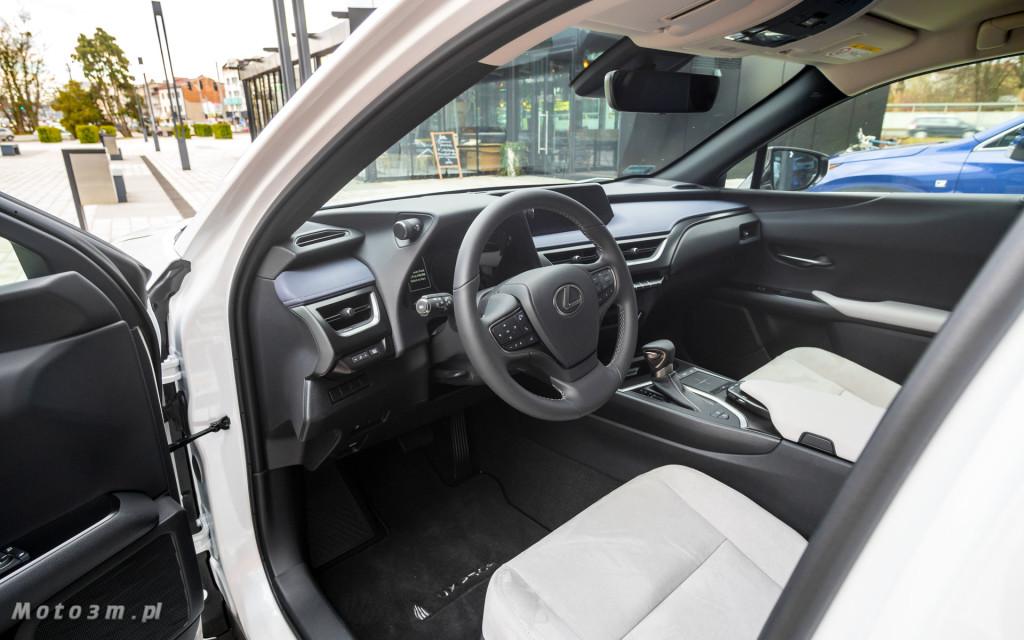 Premierowy tydzień z Lexus'em UX w Lexus Trójmiasto-08605