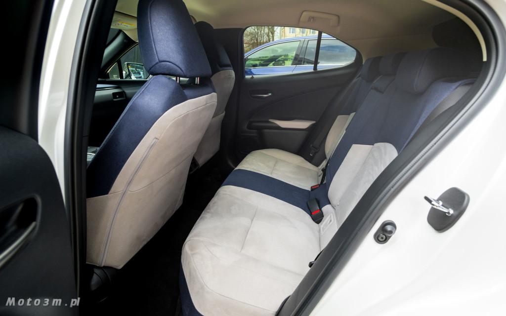 Premierowy tydzień z Lexus'em UX w Lexus Trójmiasto-08608