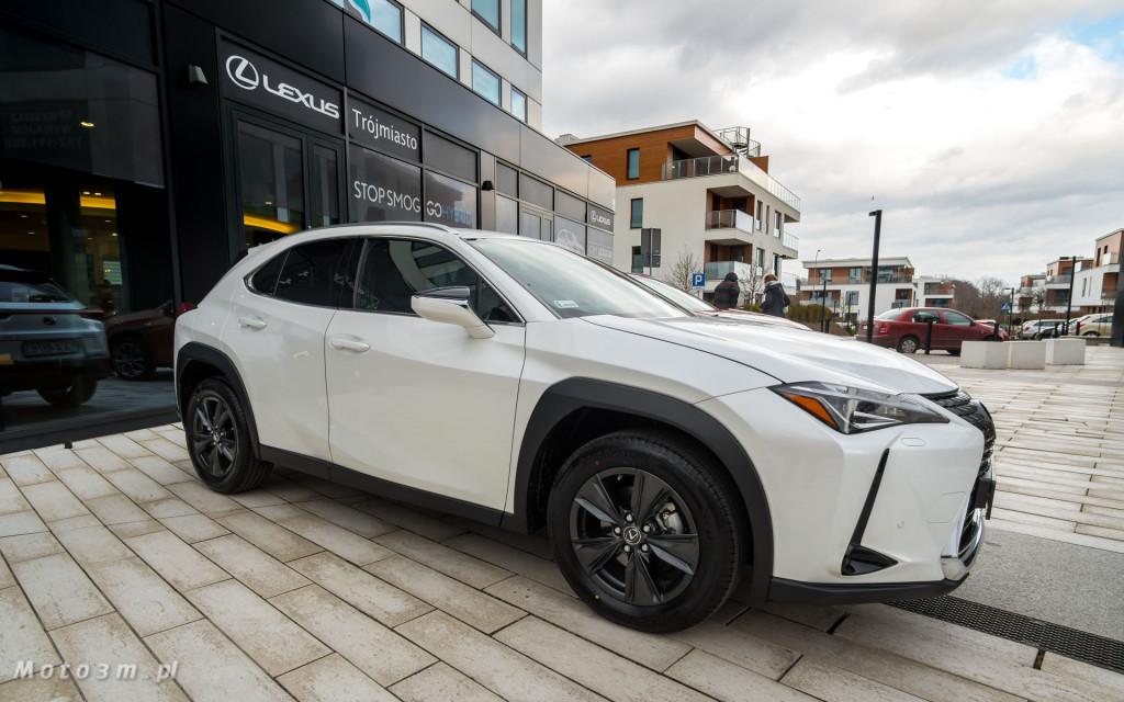 Premierowy tydzień z Lexus'em UX w Lexus Trójmiasto-08616