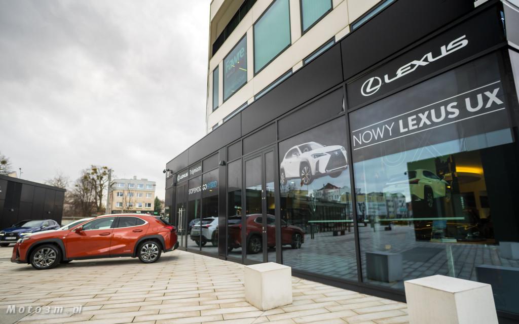 Premierowy tydzień z Lexus'em UX w Lexus Trójmiasto-08623