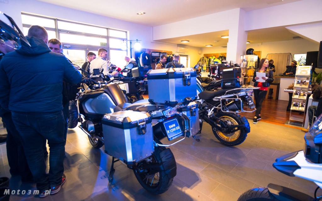 Spotkajmy się na Pomorzu - spotkanie z premierowymi motocyklami serii GS 1250 w BMW Zdunek Motorrad w Gdańsku-08458