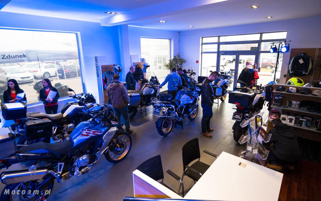 Spotkajmy się na Pomorzu - spotkanie z premierowymi motocyklami serii GS 1250 w BMW Zdunek Motorrad w Gdańsku-08460