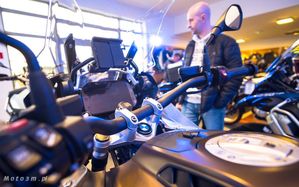 Spotkajmy się na Pomorzu - spotkanie z premierowymi motocyklami serii GS 1250 w BMW Zdunek Motorrad w Gdańsku-08465