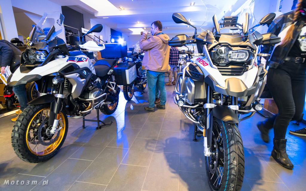 Spotkajmy się na Pomorzu - spotkanie z premierowymi motocyklami serii GS 1250 w BMW Zdunek Motorrad w Gdańsku-08469