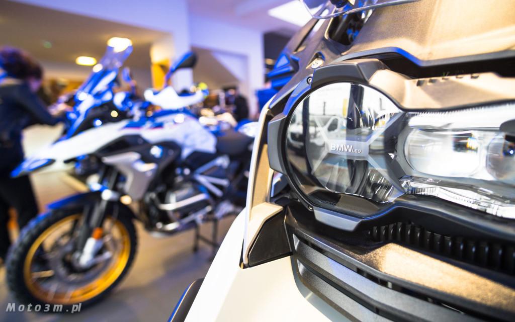 Spotkajmy się na Pomorzu - spotkanie z premierowymi motocyklami serii GS 1250 w BMW Zdunek Motorrad w Gdańsku-08470