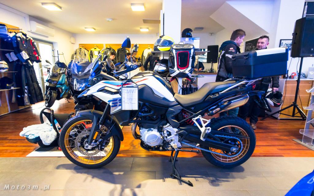 Spotkajmy się na Pomorzu - spotkanie z premierowymi motocyklami serii GS 1250 w BMW Zdunek Motorrad w Gdańsku-08473