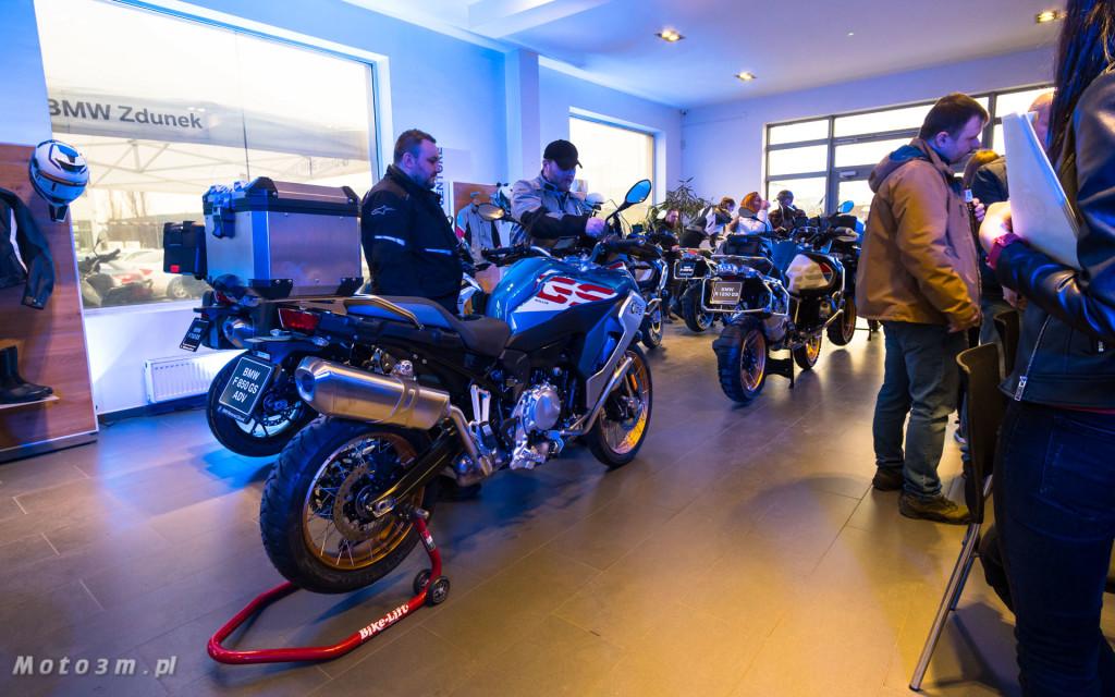 Spotkajmy się na Pomorzu - spotkanie z premierowymi motocyklami serii GS 1250 w BMW Zdunek Motorrad w Gdańsku-08478