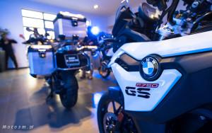 Spotkajmy się na Pomorzu - spotkanie z premierowymi motocyklami serii GS 1250 w BMW Zdunek Motorrad w Gdańsku-08480