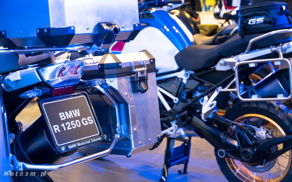 Spotkajmy się na Pomorzu - spotkanie z premierowymi motocyklami serii GS 1250 w BMW Zdunek Motorrad w Gdańsku-08481