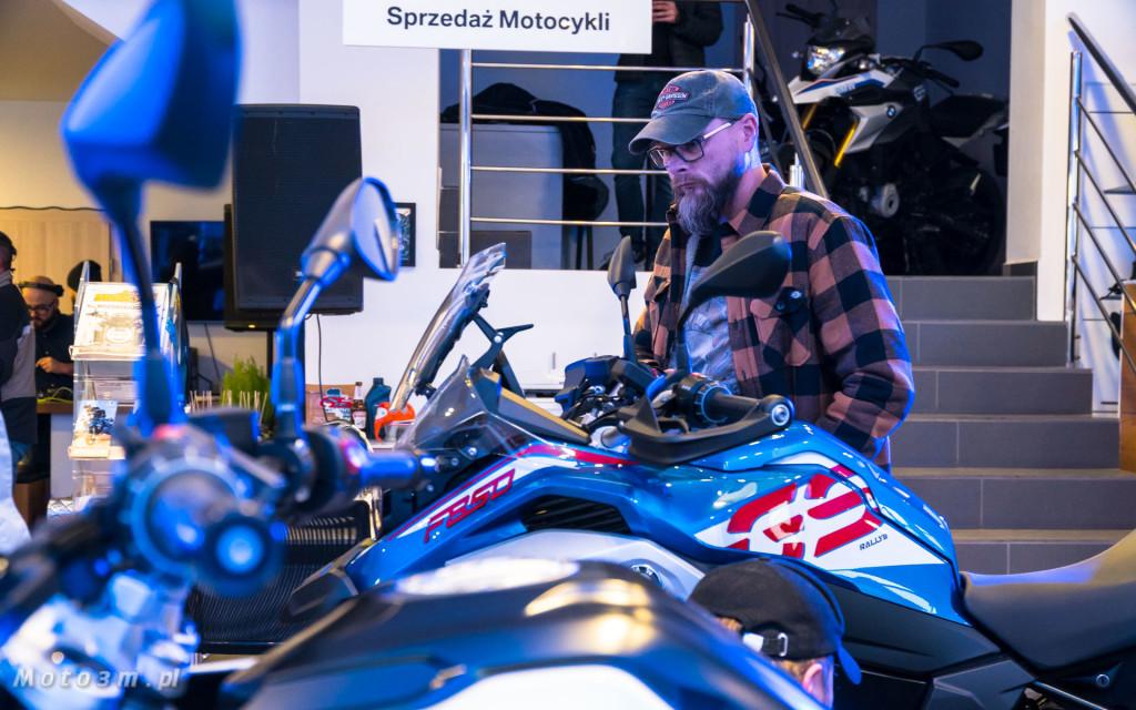 Spotkajmy się na Pomorzu - spotkanie z premierowymi motocyklami serii GS 1250 w BMW Zdunek Motorrad w Gdańsku-08482