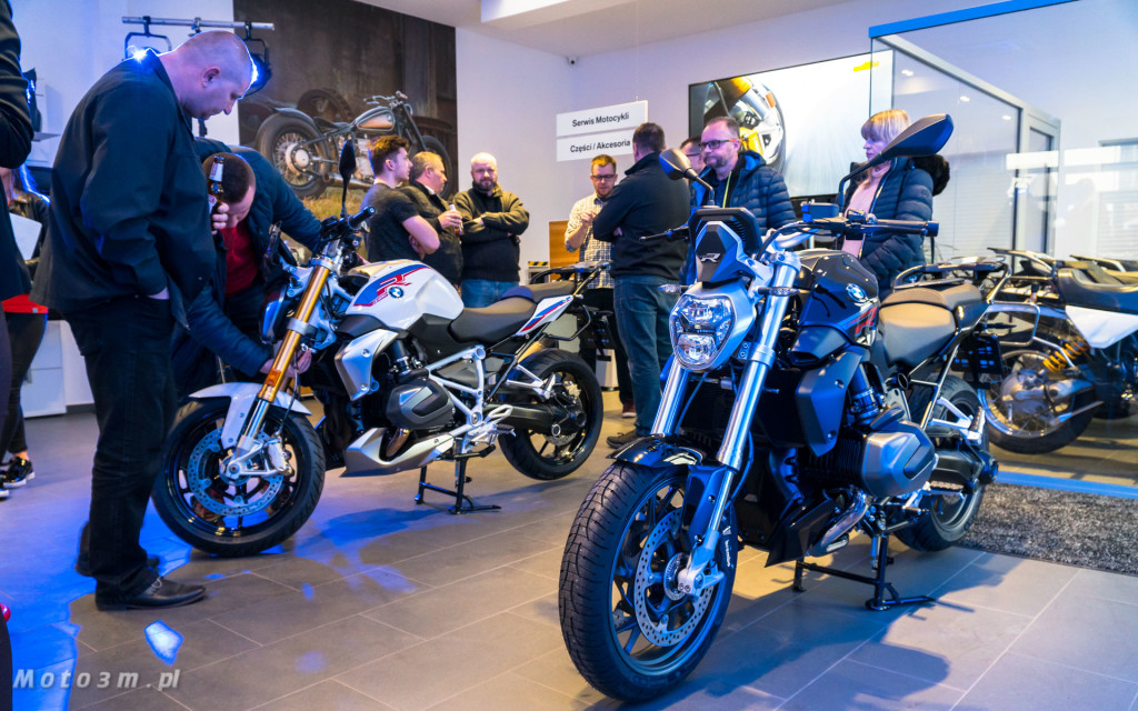 Spotkajmy się na Pomorzu - spotkanie z premierowymi motocyklami serii GS 1250 w BMW Zdunek Motorrad w Gdańsku-08484