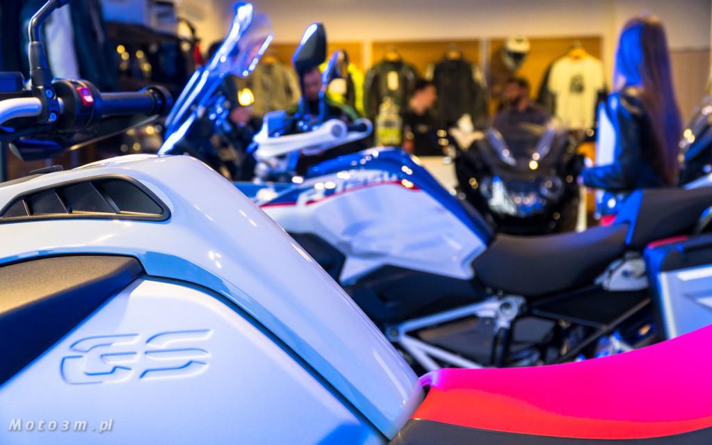 Spotkajmy się na Pomorzu - spotkanie z premierowymi motocyklami serii GS 1250 w BMW Zdunek Motorrad w Gdańsku-08485