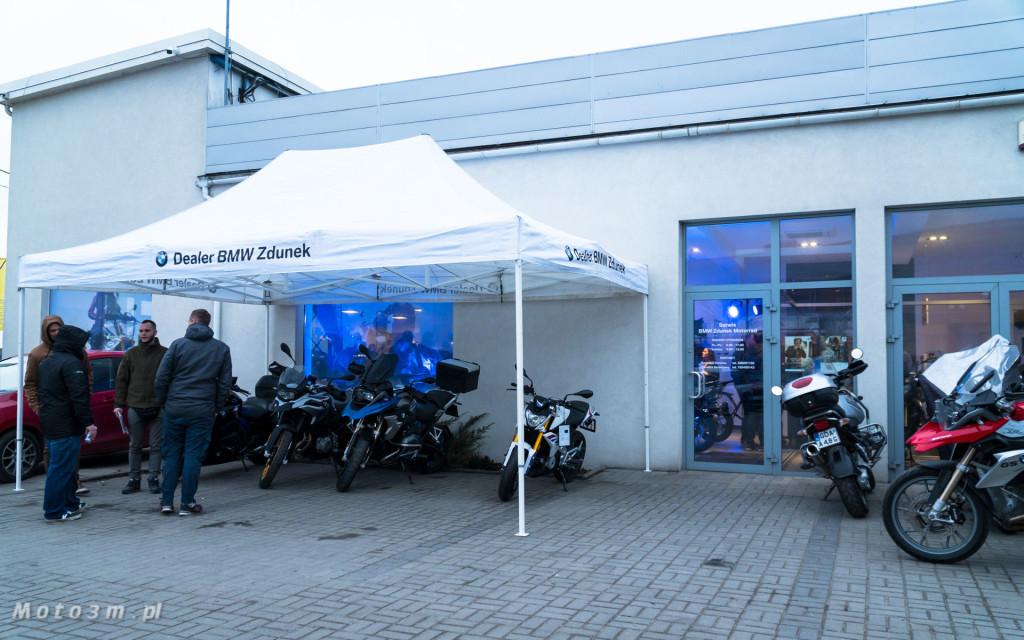 Spotkajmy się na Pomorzu - spotkanie z premierowymi motocyklami serii GS 1250 w BMW Zdunek Motorrad w Gdańsku-08490