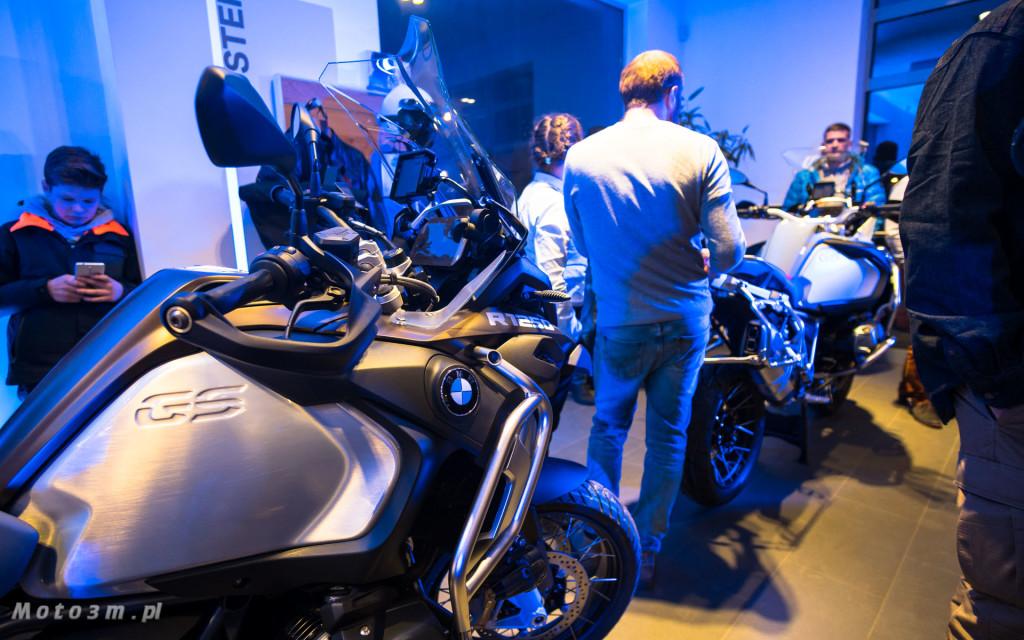 Spotkajmy się na Pomorzu - spotkanie z premierowymi motocyklami serii GS 1250 w BMW Zdunek Motorrad w Gdańsku-08525