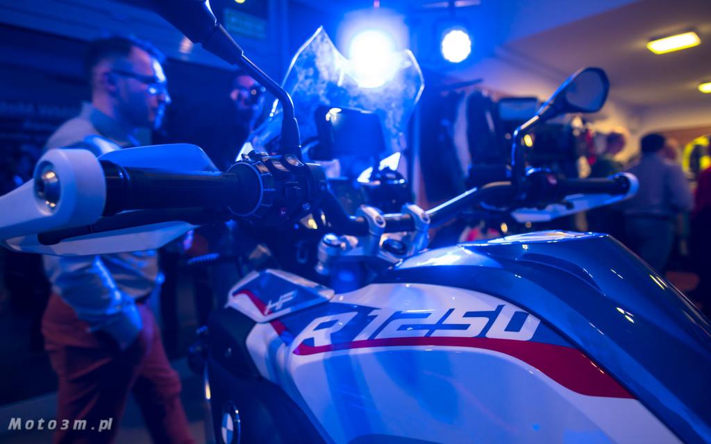 Spotkajmy się na Pomorzu - spotkanie z premierowymi motocyklami serii GS 1250 w BMW Zdunek Motorrad w Gdańsku-08527