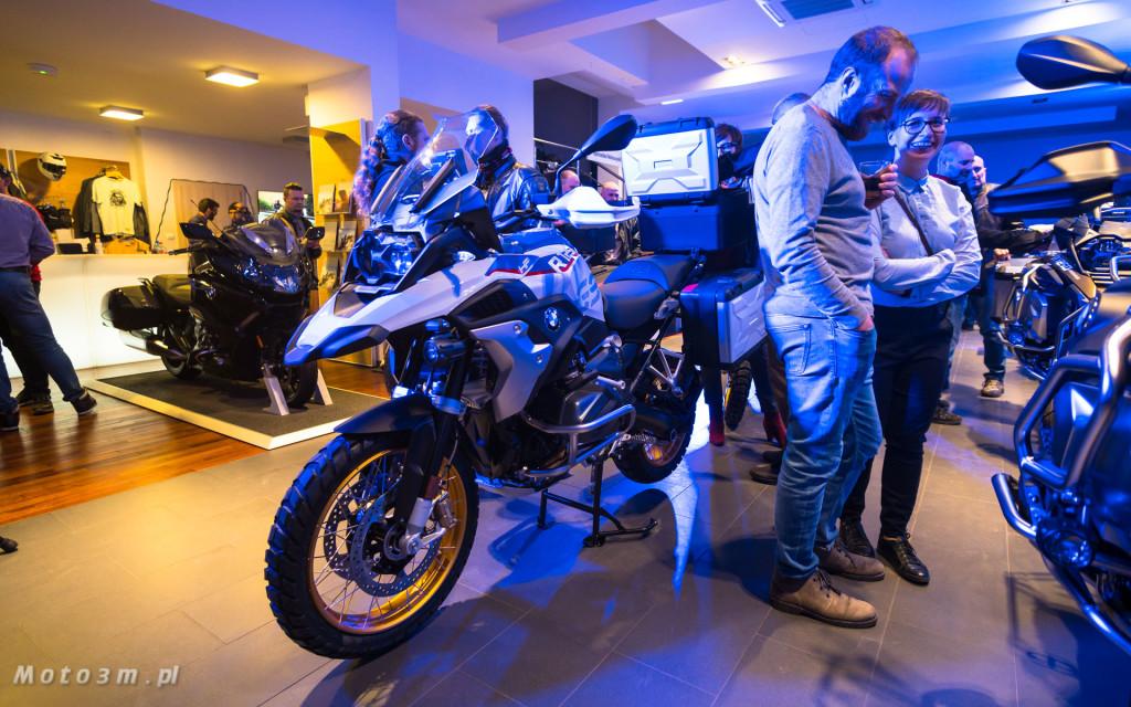Spotkajmy się na Pomorzu - spotkanie z premierowymi motocyklami serii GS 1250 w BMW Zdunek Motorrad w Gdańsku-08529