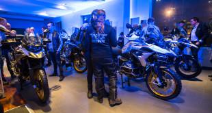 Spotkajmy się na Pomorzu - spotkanie z premierowymi motocyklami serii GS 1250 w BMW Zdunek Motorrad w Gdańsku-08530