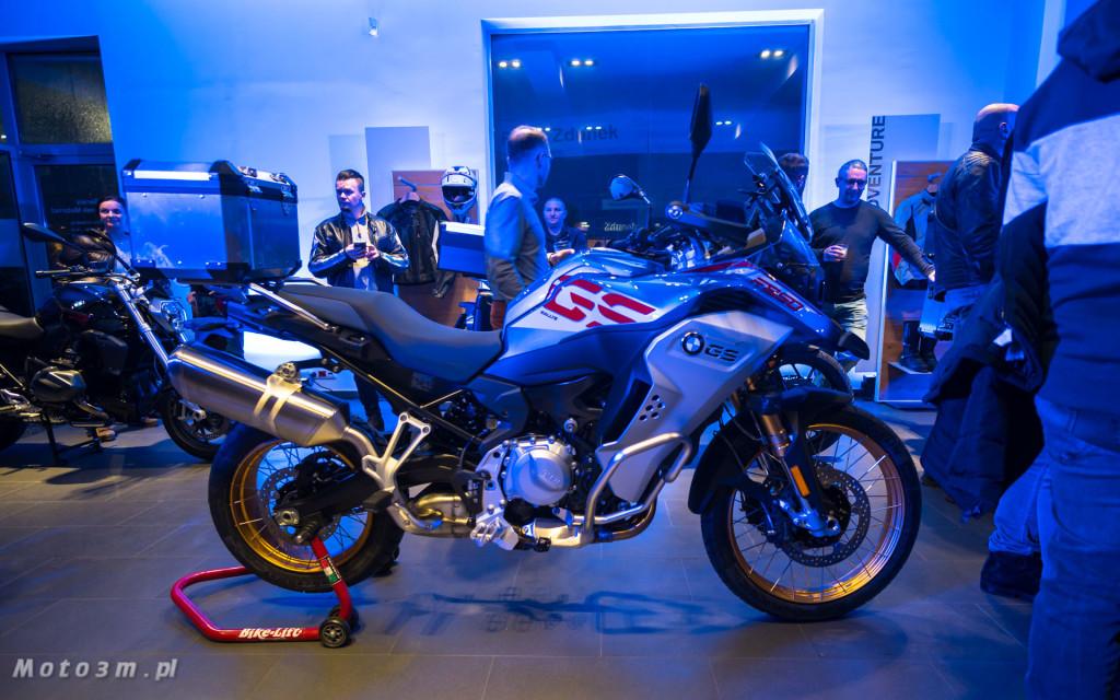 Spotkajmy się na Pomorzu - spotkanie z premierowymi motocyklami serii GS 1250 w BMW Zdunek Motorrad w Gdańsku-08535