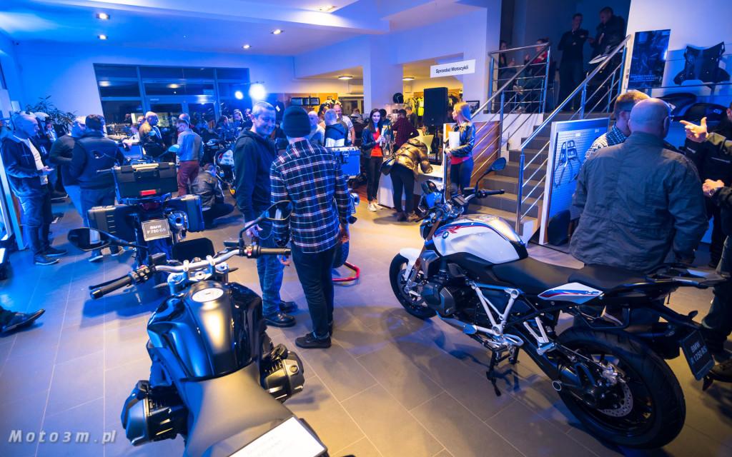 Spotkajmy się na Pomorzu - spotkanie z premierowymi motocyklami serii GS 1250 w BMW Zdunek Motorrad w Gdańsku-08538