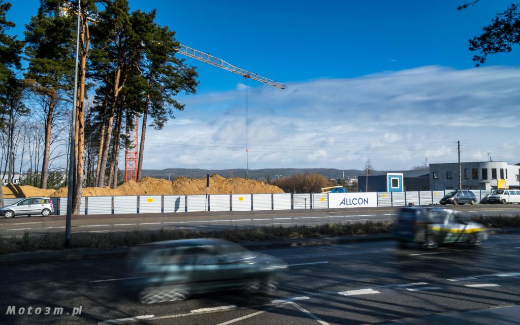 W Gdyni przy ulicy Morskiej powstaje nowy salon Volvo Plichta Gdynia-08450