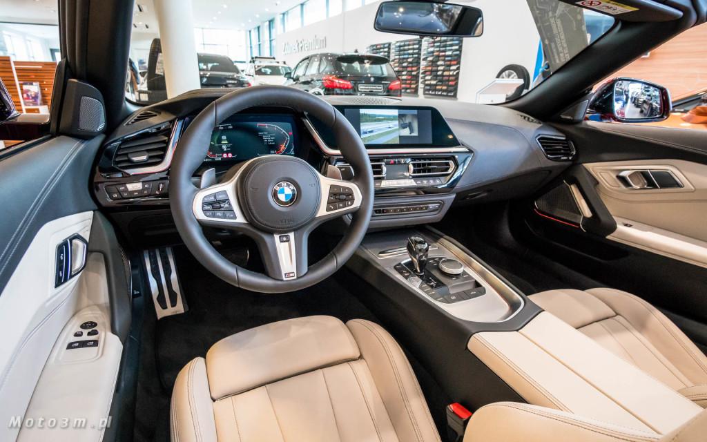 Wiosenne nowości - nowe BMW Z4 w BMW Zdunek Gdynia-08806