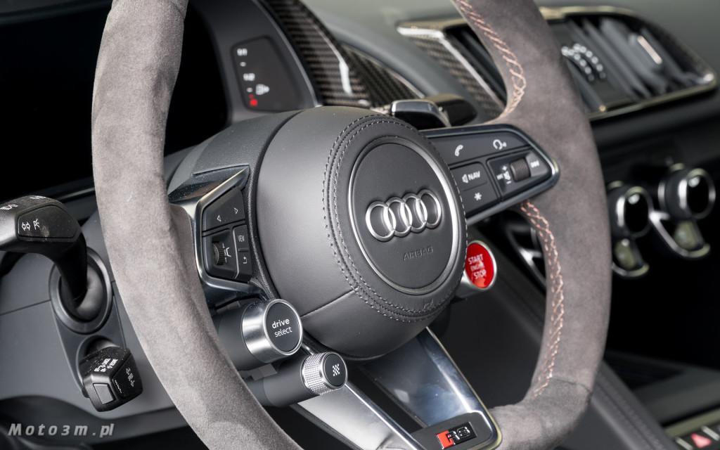 Audi R8 V10 Decennium 061-222 w Audi Centrum Gdańsk-09528