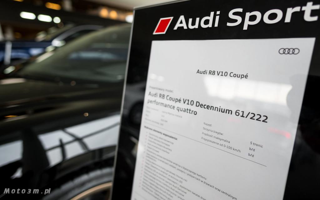 Audi R8 V10 Decennium 061-222 w Audi Centrum Gdańsk-09553