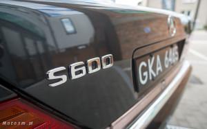 Mercedes-Benz Klasy S -Nikosia- W140 S600 w Studiu Precyzyjni w Wejherowie -09620