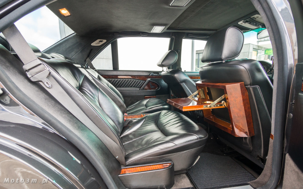 Mercedes-Benz Klasy S -Nikosia- W140 S600 w Studiu Precyzyjni w Wejherowie -09622