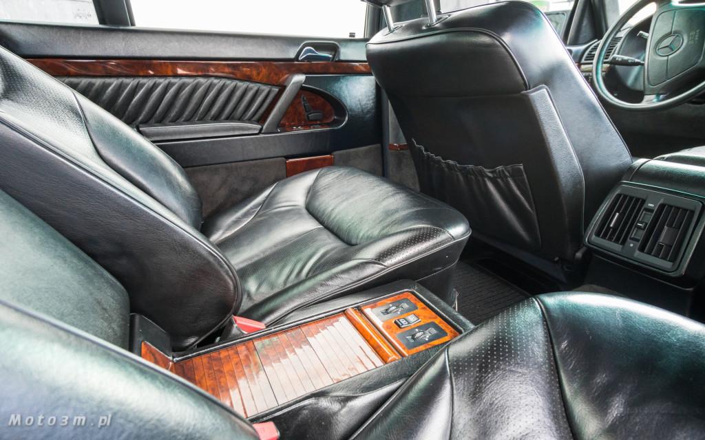 Mercedes-Benz Klasy S -Nikosia- W140 S600 w Studiu Precyzyjni w Wejherowie -09625