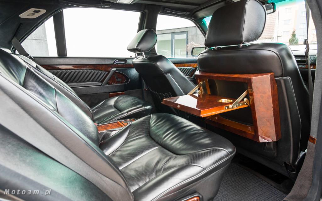 Mercedes-Benz Klasy S -Nikosia- W140 S600 w Studiu Precyzyjni w Wejherowie -09626