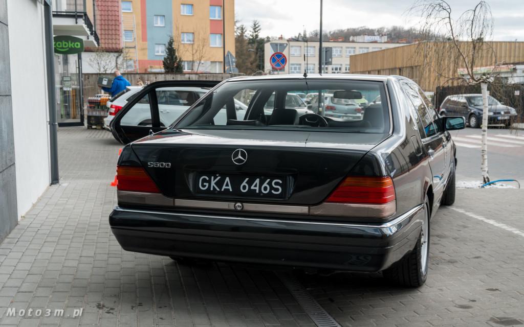 Mercedes-Benz Klasy S -Nikosia- W140 S600 w Studiu Precyzyjni w Wejherowie -09637