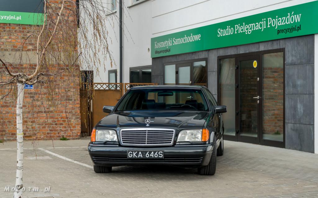 Mercedes-Benz Klasy S -Nikosia- W140 S600 w Studiu Precyzyjni w Wejherowie -09643