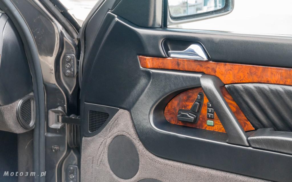 Mercedes-Benz Klasy S -Nikosia- W140 S600 w Studiu Precyzyjni w Wejherowie -09649
