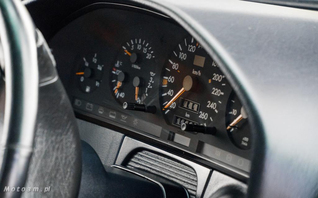 Mercedes-Benz Klasy S -Nikosia- W140 S600 w Studiu Precyzyjni w Wejherowie -09650