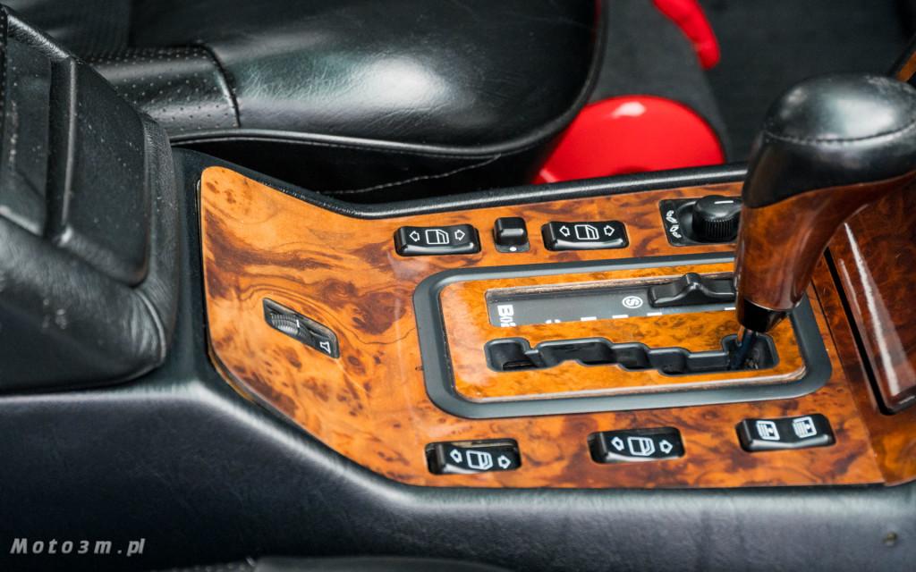 Mercedes-Benz Klasy S -Nikosia- W140 S600 w Studiu Precyzyjni w Wejherowie -09652