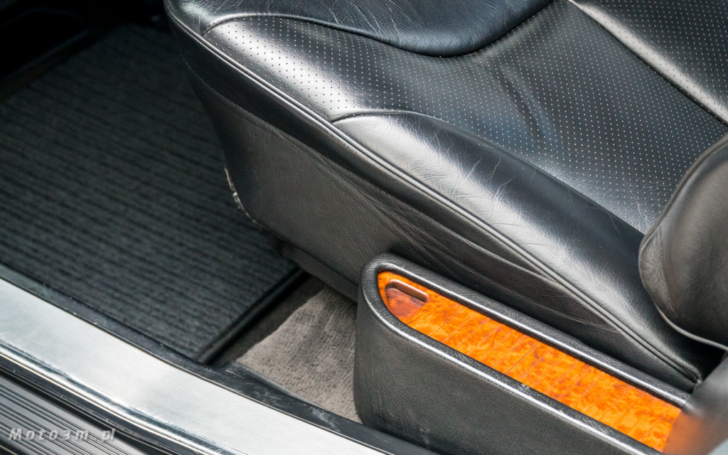 Mercedes-Benz Klasy S -Nikosia- W140 S600 w Studiu Precyzyjni w Wejherowie -09663