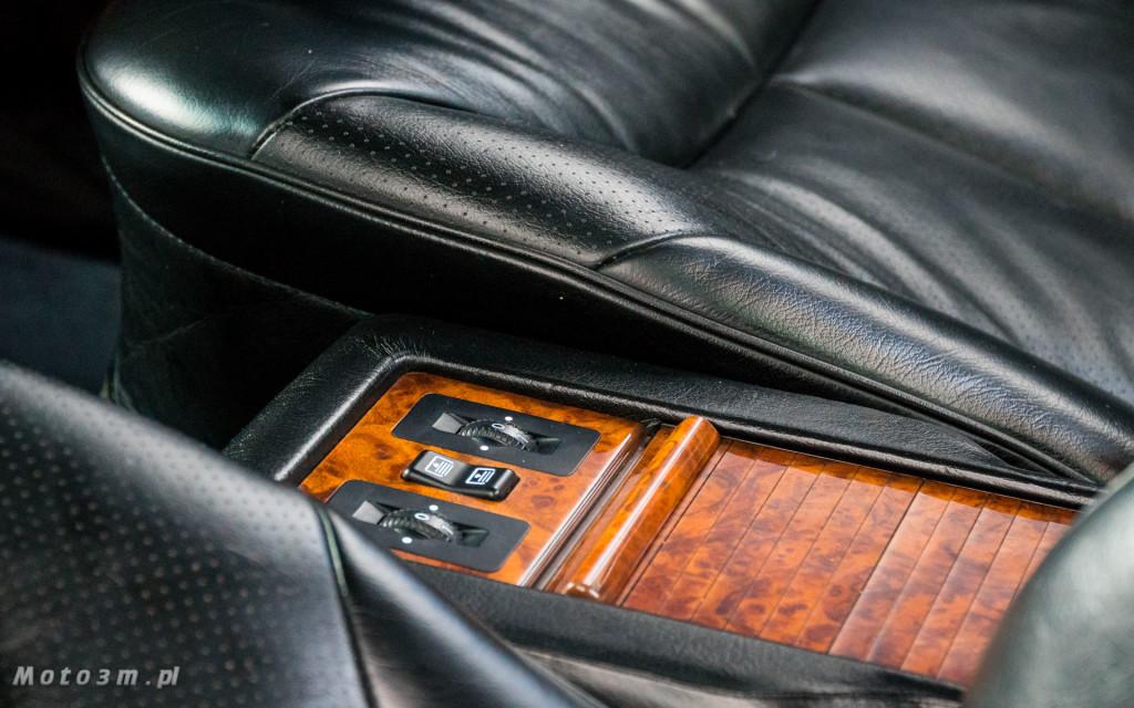 Mercedes-Benz Klasy S -Nikosia- W140 S600 w Studiu Precyzyjni w Wejherowie -09666