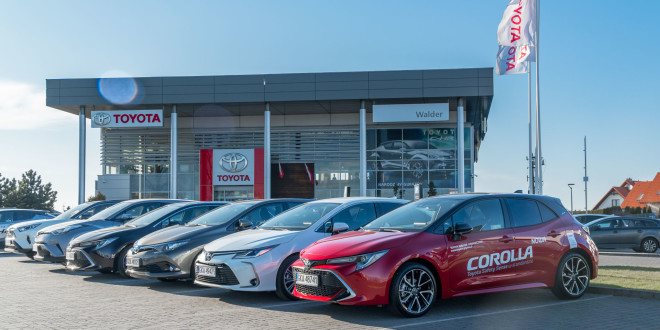 Nowa Toyota Corolla we wszystkich odmianach nadwoziowych w Toyota Walder w Chwaszczynie-09829