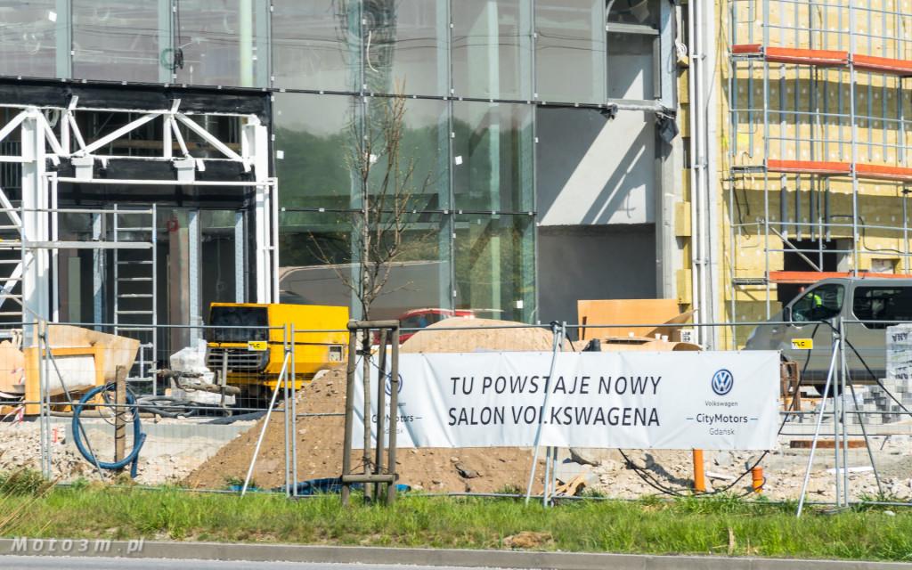 Nowe motoryzacyjne zagłębie - Grupa Plichta inwestuje przy stadionie, przy Marynarki Polskiej -00157