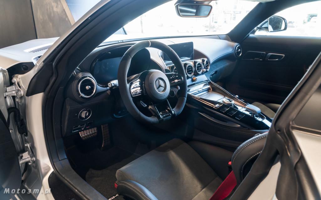 Nowe szaty króla AMG - GT R po liftingu w AMG Brand Center Gdańsk-09850