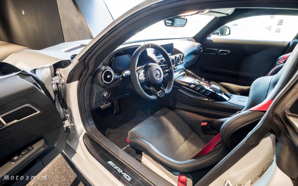 Nowe szaty króla AMG - GT R po liftingu w AMG Brand Center Gdańsk-09854