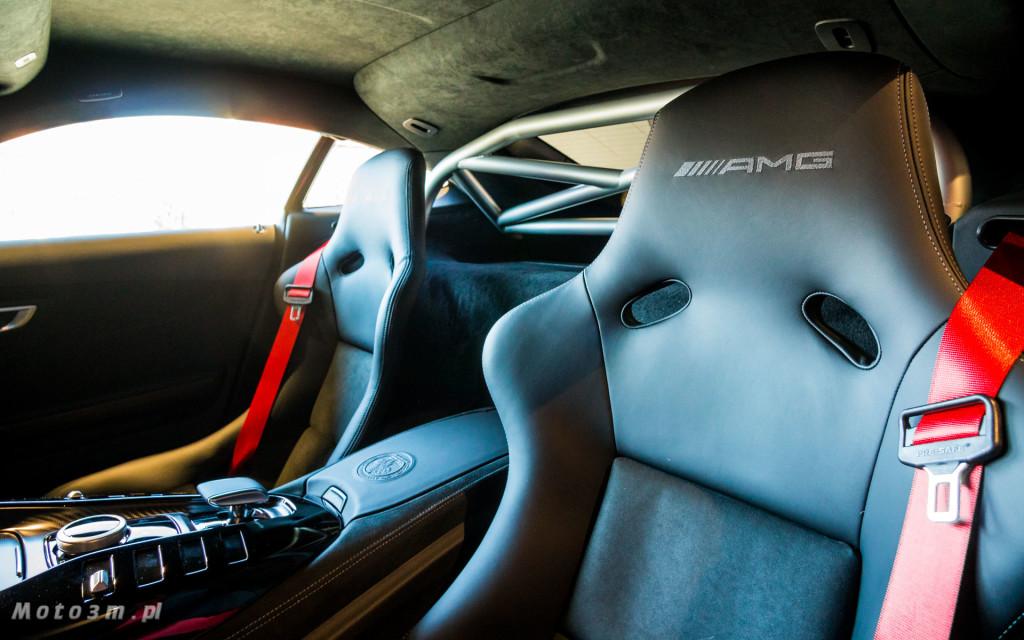Nowe szaty króla AMG - GT R po liftingu w AMG Brand Center Gdańsk-09872