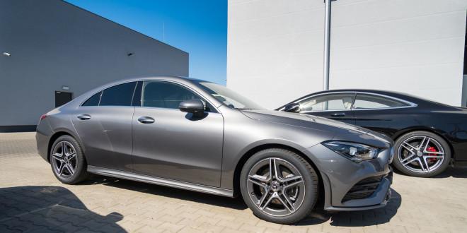 Nowy Mercedes-Benz CLA w Mercedes-Benz Witman-09905