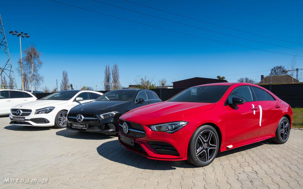 Nowy Mercedes-Benz CLA w Mercedes-Benz Witman-09909